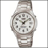 CASIO カシオ リニエージ ソーラー 電波 時計 メンズ 腕時計 LIW-120DEJ-7A2JF