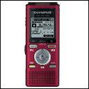 新品 即日発送 OLYMPUS オリンパス ボイストレック ICレコーダー V-822 RED