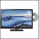 新品 即日発送 レボリューション 19V型 地上 デジタル ハイビジョン DVD 内蔵 液晶テレビ ZM-H19DTV ZM-K19DTV