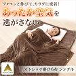【新商品限定ポイント10倍】ファイテン 星のやすらぎ ストレッチ掛け毛布 (シングル)