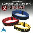 ファイテン RAKUWAブレスS DUOタイプ Limited