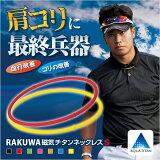 ファイテン RAKUWA磁気チタンネックレスS【期間限定ポイント10倍】