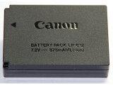 Canon キヤノン LP-E12 バッテリーパック充電池  国内純正品 LPE12 送料無料・あす楽対応【メール便】