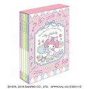 ナカバヤシ 5冊BOXポケットアルバム サンリオ マイメロディ L判3段 210枚収納 5冊1組 写真整理 キャラクター台紙