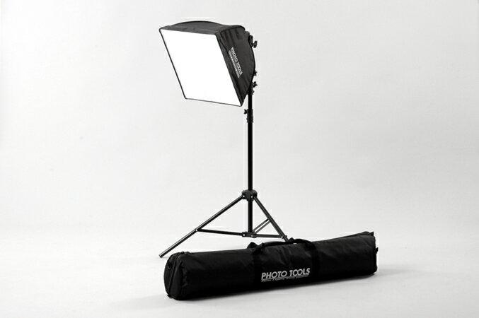 40cm×40cm ソフトライトボックス スタンドセット