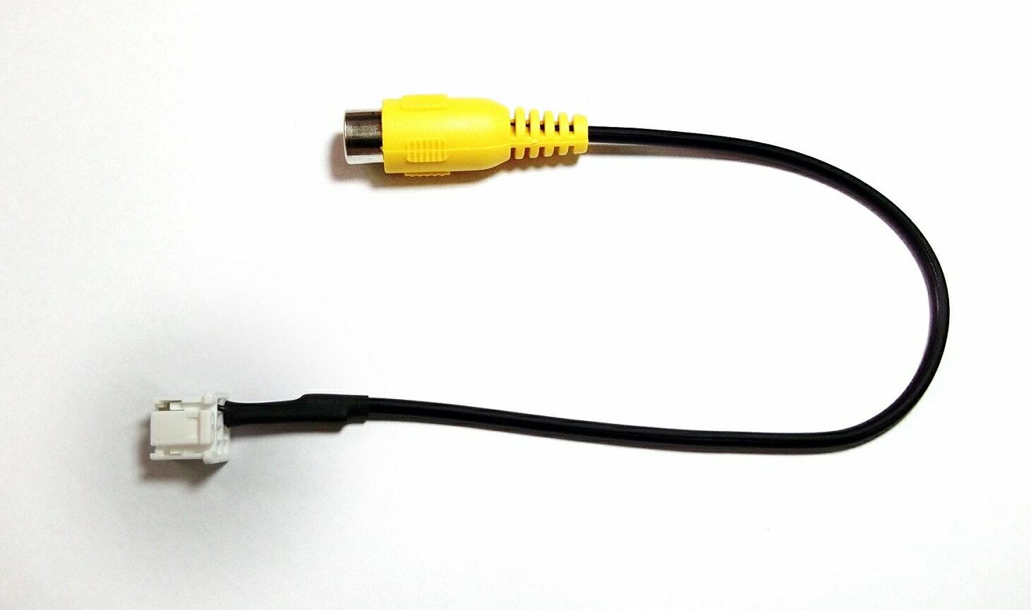 (KCI-01-8P) ケンウッド MDV-L405 CA-C100 互換 リアカメラ接続ケーブル
