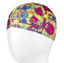 【ゆうメール 送料無料】ボーイズモンスター柄水泳帽子(スイムキャップ) (グリーン Sサイズ Mサイズ) ボーイズ キッズ 水着 全3色