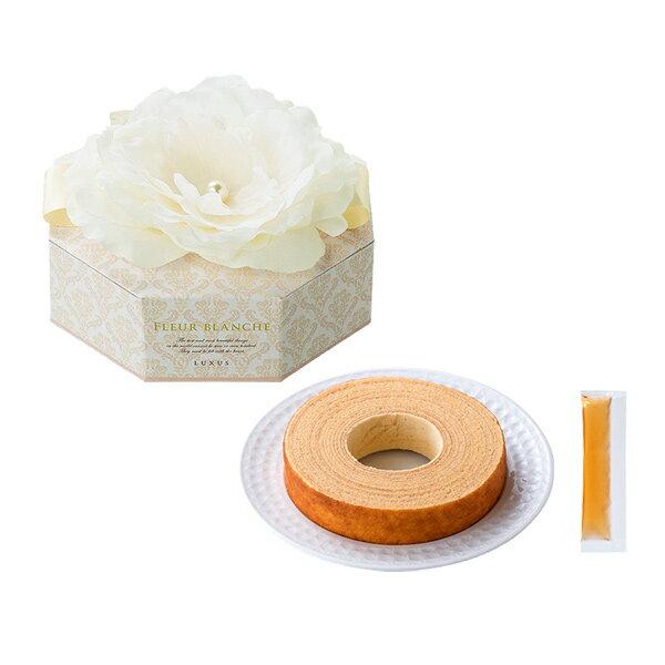引き菓子フルール・ブランシュ プレミアムミルクバーム(引菓子 引き出物 引出物 内祝い ギフト 結婚式 ウェディング ウエディング 出産内祝い お返し 快気祝い)