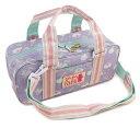 ショッピング絵の具セット 【fafa/フェフェ 絵の具ケース】RYLEY (PAINT BAG)/ラベンダーユニコーン絵の具セットの持ち運びに便利なバッグ