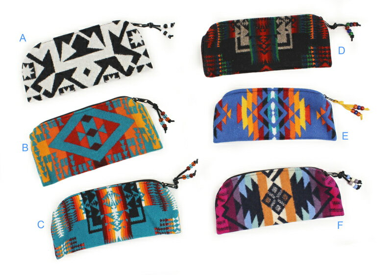 FLAMBEAU DESIGNS x PENDLETONポーチ