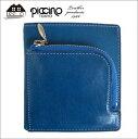 財布 小銭入れ 札入れ コンパクト革 イタリアンショルダーレザー 日本製 piccinoピッチーノP120NL