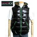 【送料無料】DUVETICA デュベティカ メンズ フード付き ダウンベスト ARISTEO アリステオ 142-U.2261.00-1035R 999 NERO ブラック デュベチカ