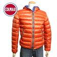 【送料無料】COLMAR コルマー メンズ ダウンジャケット 1249 8MC 26 オレンジ/ブルー