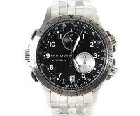 HAMILTONハミルトン腕時計KhakiETOカーキE.T.OH77612133クオーツメンズ時計