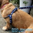 【2点までメール便対応商品】優しく留めるだけの簡単装着!ペットの首にとても優しい小型犬用ハーネス