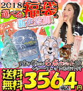 2018福袋★ 選べる♪ 福袋 バッグ 雑貨 合わせて6点入り! / 子供用 バッグ福袋 女の子