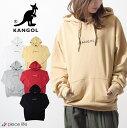 KANGOL/カンゴールKANGOL/スウェット/パーカー/シンプル トレーナー ロゴ 刺繍 メンズ