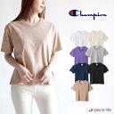 チャンピオン tシャツ Champion ウィメンズ Vネック Tシャツ CW-M323 Champion チャンピオン ウィメンズ Tシャツ レディース トップス ..