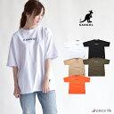 カンゴール tシャツ kangol tシャツ KANGOL ロゴ刺繍 半袖 TEE /ロゴT Tシャツ ビッグT メンズ レディース ユニセックス ブランド おしゃれ カジュアル 綿100% スポーツ ビックT C5031N 2020SS新作