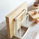 スチールと木の組み合わせが美しいまな板スタンド キッチン便利グッズ キッチン雑貨 シンク周りをすっきり収納 キッチンをすっきり整理 【メール便定型外郵便不可】