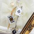 スタッドピアス セット 日本製 トランプモチーフ 不思議の国のアリス フリンジピアス ラインストーン レディース サージカルステンレス製ポスト 低アレルギー レッド ブラック