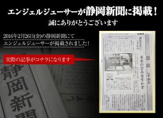 静岡新聞掲載