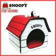 SNOOPY PET HOUSE スヌーピー ペットハウス 猫用 ペットベッド 犬用 ハウス ペットハウス 冬 小型犬 あったか 犬小屋 室内用