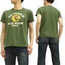 バズリクソンズ Tシャツ BR76947 BLACK DRAGONS 東洋エンタープライズ メンズ 半袖tee #149オリーブ 新品