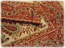マルチカバー ブロックプリント インド 更紗 シングルサイズ CBC-0297