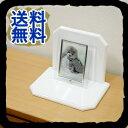 【送料無料】日本製 ペット用仏壇 メモリアルステージ 写真立て付き