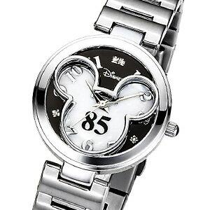 【即出荷】\ページ限定・カードケース付/ ミッキー85周年記念 フェイスウォッチ 【送料無料・代引料無料】[腕時計 限定 ミッキー 85周年記念 ミッキーマウス キャラクター]