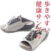 健康サンダル [疲れにくい、歩きやすいウォーキング スニーカーサンダル]【勝野式ドクターアーチ スニーカー】
