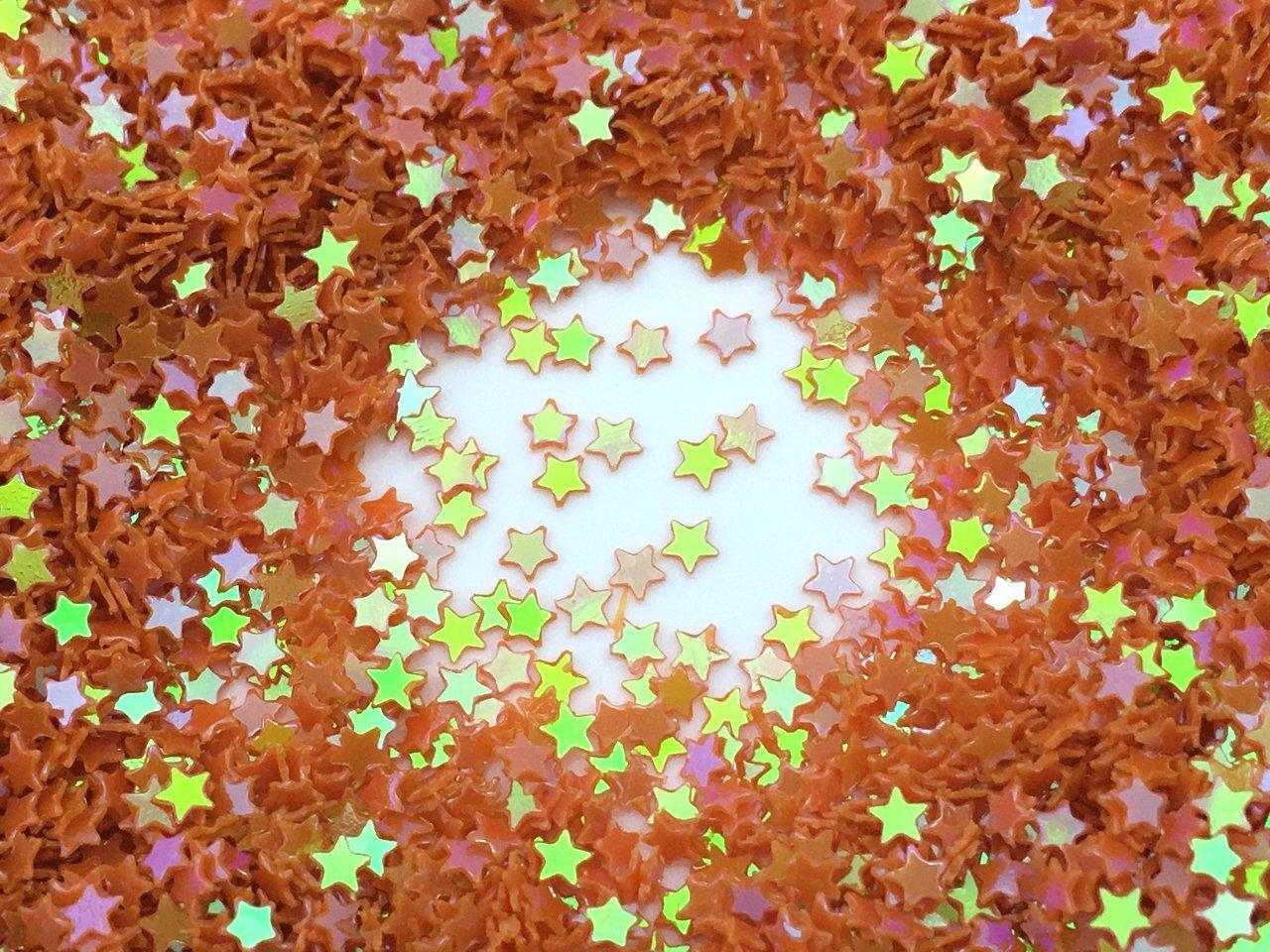 星型 キラキラミニパーツ スター レジン 封入 ...の商品画像