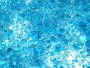 極小 ガラス玉 水色 スカイブルー 空のたね 10g 1mm~3mm レジン パーツ 封入 アクセサリーパーツ