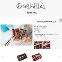 【送料無料】【OMNIA レディース 二つ折り財布】 omnia 本革 財布 札入れ 可愛い かわいい 小銭入れあり レザー サイフ さいふ muple omnia