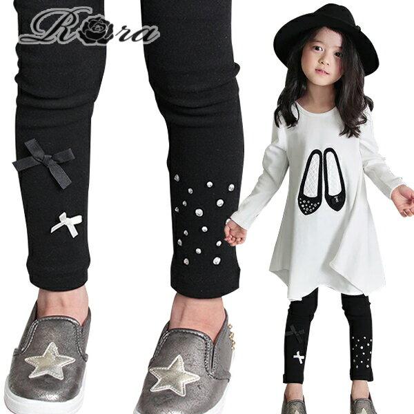 子供服セール予約販売10%OFF−10/30日から順次発送子供服Roraエストブラックレギンスレギン
