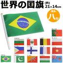 世界の国旗(約21×14cm)ハ行国【メール便A】