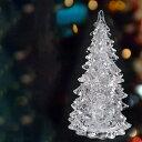 在庫限り!クリスマスツリーのLEDイルミネーションライト キラキラ光るクリスマスツリーライト/xmas インテリア【宅配便】