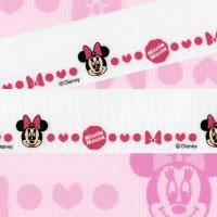DISNEY ミニーネームテープ 入園・入学準備に♪...:pioneer21:10004111
