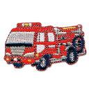 ワッペン(消防車)