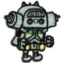 【ウルトラマンシリーズ×パンソンワークス】キングジョーシール・アイロン両用タイプワッペン 【ラッキーシール対応】