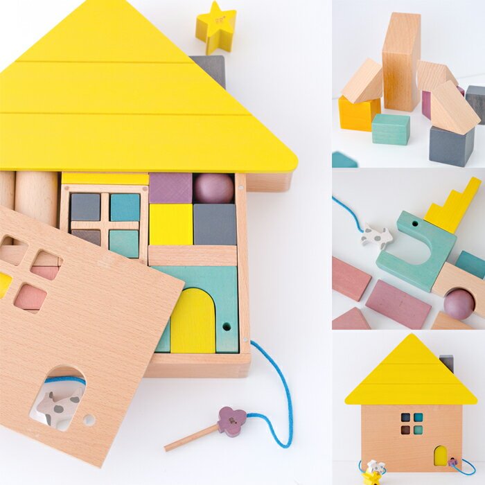 [gg*(ジジ)]tsumiki (積み木)つみき gg【送料無料】木のおもちゃ 知育玩具 出産祝い 誕生日プレゼント  1歳 2歳 3歳 4歳 男 女 男の子 女の子 子供 クリスマスプレゼント