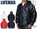 楽天ディ-ファインズMJ0056 スライムリップジャケット LIFEMAX ライフマックス カジュアル SALE セール