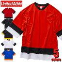 5935-01 4.1オンス ドライ ホッケー Tシャツ U...