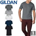 GILDAN ギルダン アダルト VネックTシャツ 63V00 無地 カジュアル