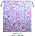キャラクター巾着袋(きんちゃく袋)・ぼんぼんりぼん(大サイズ...