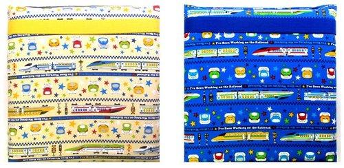 ザブトン( 手作り 子供用 座布団 )・レールロ...の商品画像