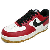 NIKE ナイキ AIR FORCE 1 07 エアフォース1 07 red/black/sail レッド/ブラック/セイル 820266-600 AF1 16FA