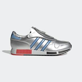 【先行予約】スニーカー アディダス adidas マイクロペーサー メラリックシルバー/ライトブルー FY7687 メンズ レディース シューズ 靴 21SS