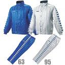 【73%OFF】ウォーマージャケット・パンツ 上下SET【hummel】ヒュンメル サッカーウェア ウィンドブレーカーシャツ(haw2010-haw3010)